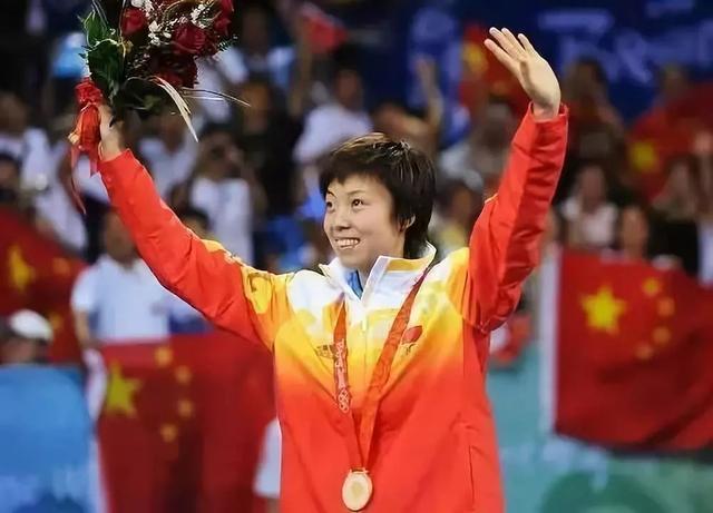 奥运冠军张怡宁身价千万!不后悔嫁大20岁富豪,生二胎后很开心