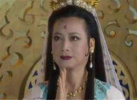 """她是唯一将""""观音菩萨""""演活的人,拍戏发生的怪事,让她皈依佛教"""
