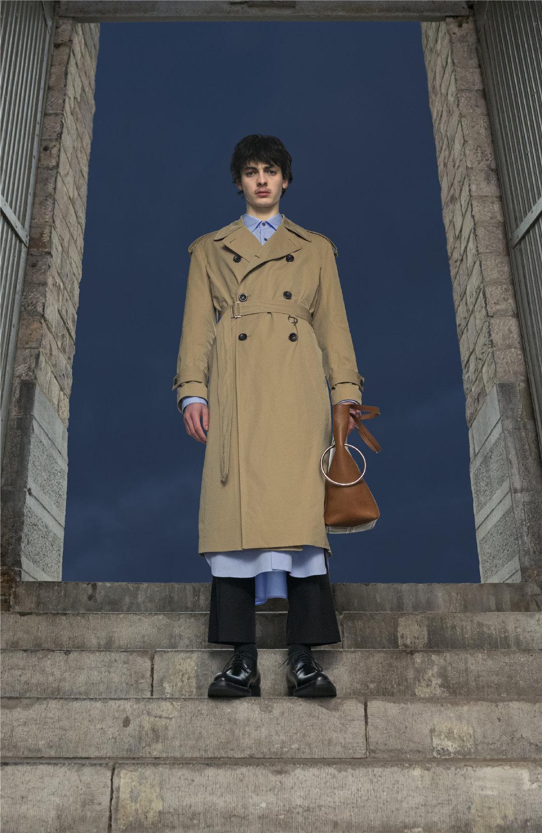 Dries Van Noten发布2021秋冬男装系列,灵感来源于生活……