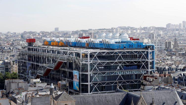 巴黎蓬皮杜中心将于2023年至2027年关闭