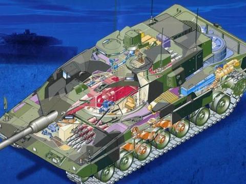 在战场上坦克炮弹打完了怎么办?首先不要慌