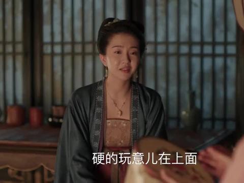 清平乐:徽柔已经出嫁,有了长姐的模样,要给小妹妹亲自绣礼物