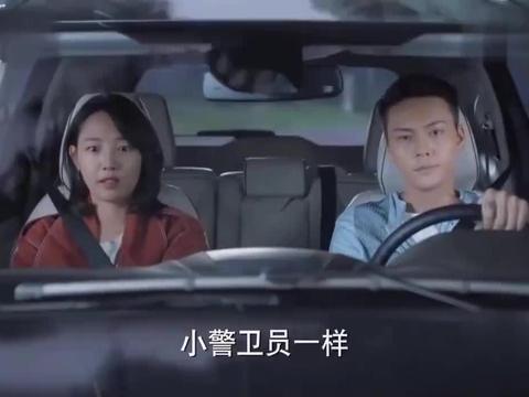 白百合来找陈伟霆,两人十分尴尬,话都不会说了