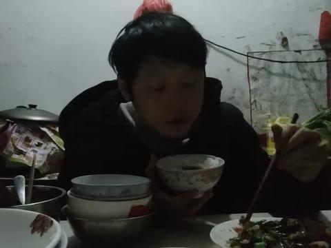蒜苗炒肉0125寻味家常菜