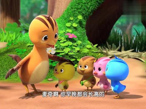 萌鸡小学堂:成长是个缓慢而美好的过程,和小朋友一起好好享受吧