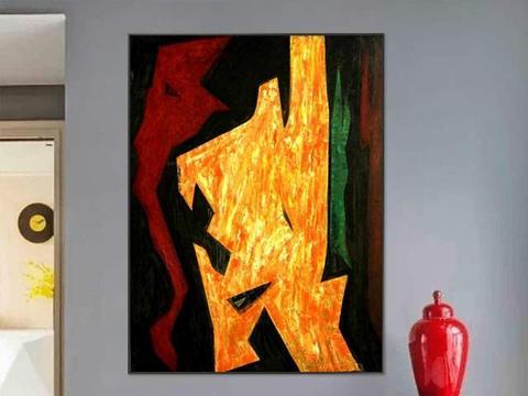 「绘事」单智的抽象艺术