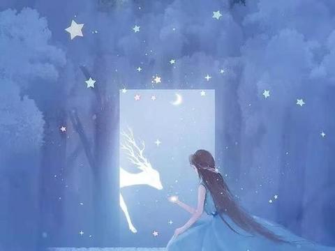 温柔到爆的神仙句子 你的温柔,照亮了整片夜空
