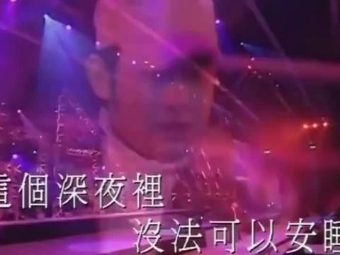 刀郎致敬谭咏麟经典歌曲《水中花》,唱功不输原唱