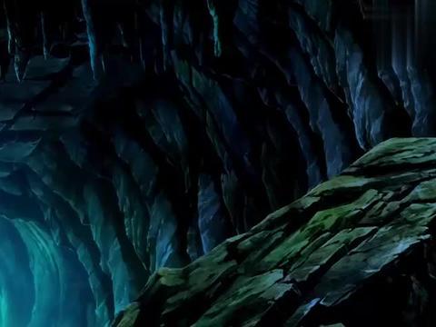 魔法城:小公主挥舞魔法棒,和巨大蝙蝠战斗,步凡就在旁边看着