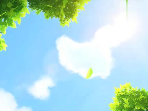 萌鸡小学堂:乌鸦爷爷藏宝贝的树洞入口塌陷,萌鸡热心的来帮忙!