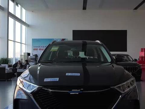 10万级SUV的居家首选——长安欧尚X7静态实拍