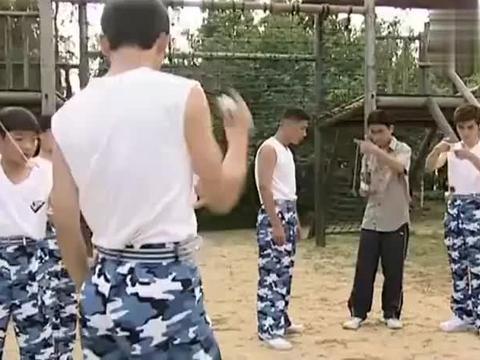 火力少年王:一场烧烤大会,让两支队伍的选手一起愉快的玩耍了