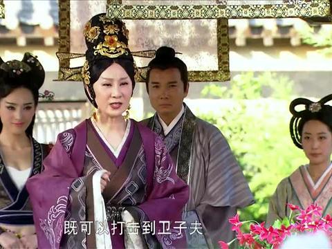 卫子夫:巫师在背后挑唆窦太后,让陈阿娇重获恩宠,打击子夫
