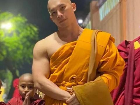 泰国的和尚一个比一个强壮,真的把寺庙当健身房了吗?
