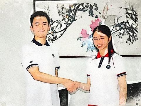 出国留学、回国科研,王端鹏高考749分,源于专注、努力和坚持