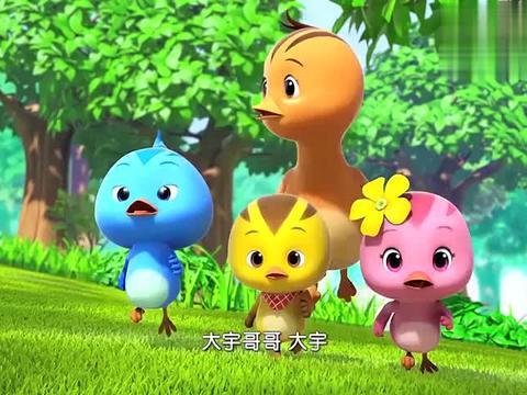 萌鸡小学堂:成长缓慢而美好,有美佳妈妈在真好,萌鸡好幸福!
