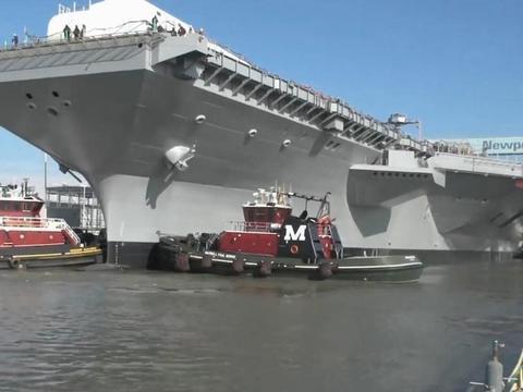 美作战部长警告称,美海军优势已大幅缩减,10年后将被反超?