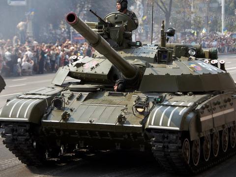 苏联T-64坦克,高度融合多项性能,一款具有时代开创性坦克!
