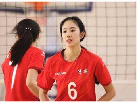 中国最美女排选手,长相酷似明星刘亦菲,如今靠实力打拼