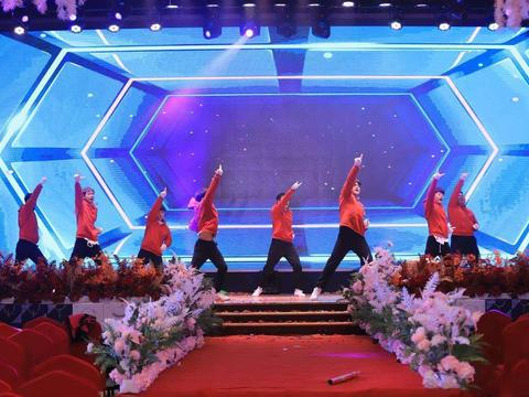 北京翼趣全脑临沂分公司隆重举行2020年年会