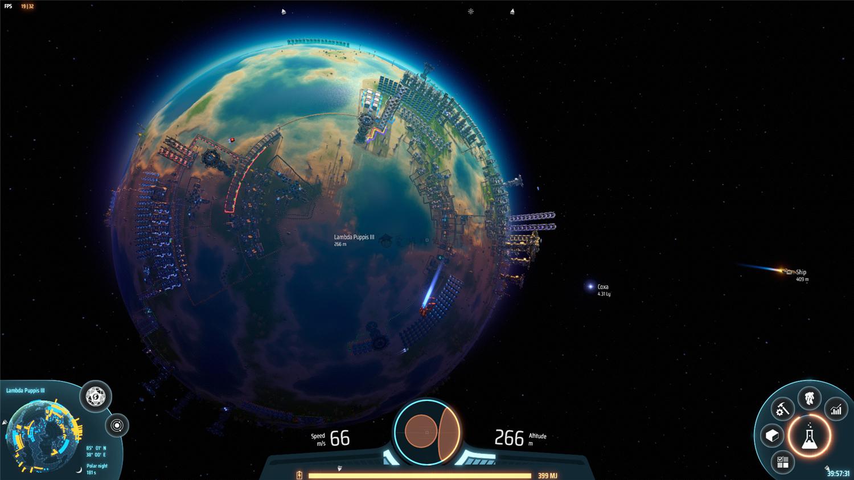 空降Steam畅销榜,独立游戏《戴森球计划》有什么好玩的?