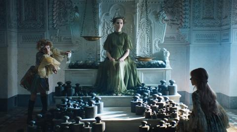 Dior仙女礼服,来自古老的塔罗牌图腾,充满神秘魔法力量