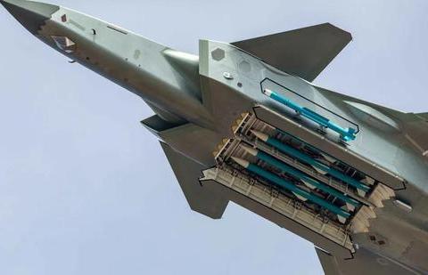 俄罗斯五代机隐身性能不比苏-57强多少?