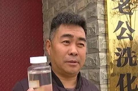 许昌这个农民不简单,研制成功透明洗衣液