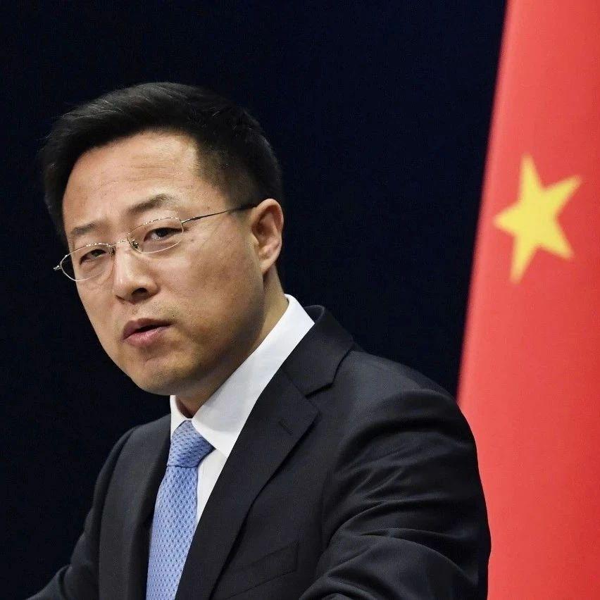 赵立坚:特朗普政府犯下了方向性错误