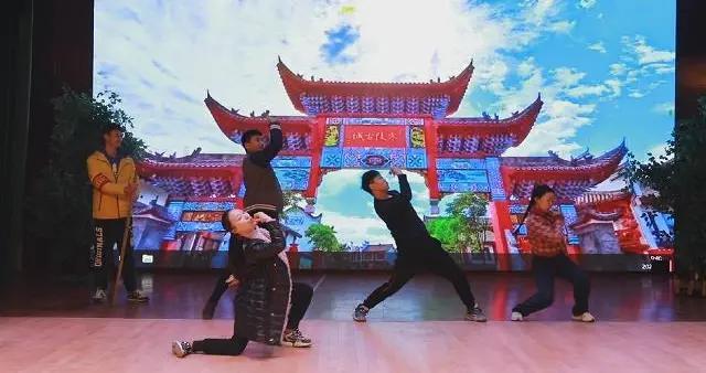 零陵大型跨界融合舞台剧《潇湘烟雨》预计3月首演