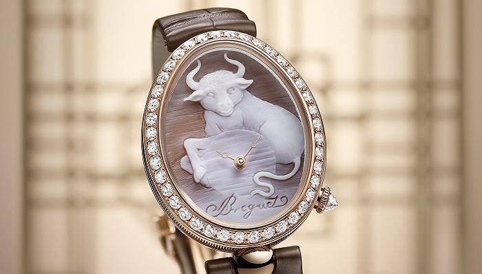 【是日美好事物】宝玑牛年腕表以贝壳钻石打造,玛吉拉与锐步再推分趾运动鞋