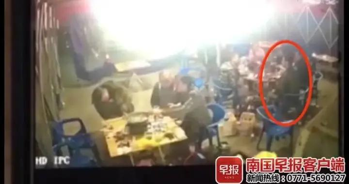 广西31岁男子喝酒后失联10余天!视频最后一次拍到……