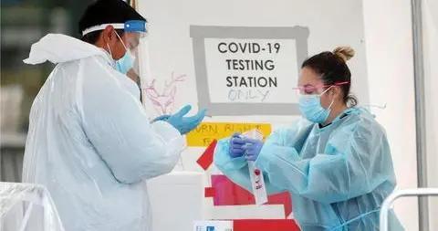 数读1月25日全球疫情:全球日增确诊超48万例 累计超1亿例 美国白宫将重启疫情简报会