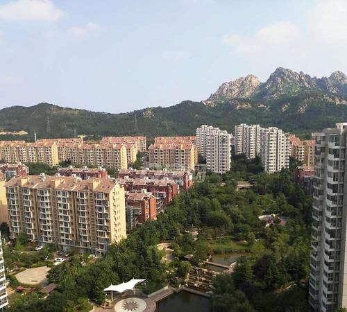 """山东一新迎的""""富人区"""",房均价为3万一平,紧邻浮山森林公园"""