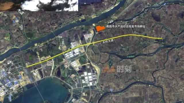 南昌水产品综合批发市场搬迁新建项目正式备案了!