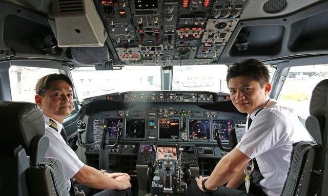 偶然间看到了一位民航飞行员的工资,的确很牛啊!