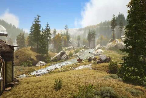 Steam生存游戏推荐,《ATLAS》新食物鱿鱼触手不易腐烂
