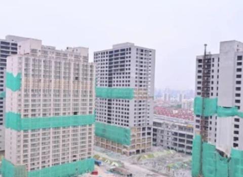 """上海一烂尾楼或将""""重生"""",实行集体爆破,这片土地""""复活了"""""""