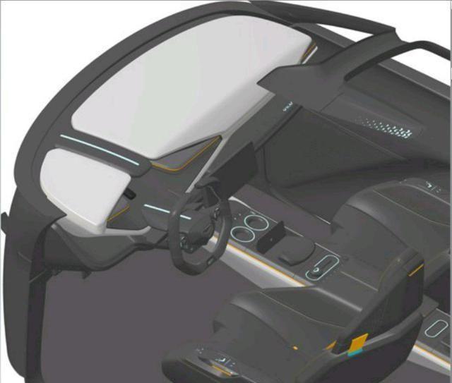 宜宾凯翼新车外观内饰申报图曝光,比长安UNI-T还要科幻