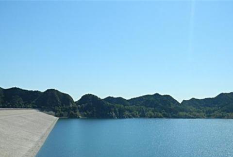 北京这个水库风景独特,保留了原生态环境,堪称自驾旅游的好地方