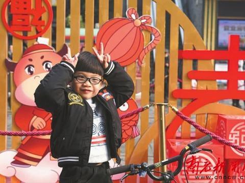 """春节开启倒计时 南充市民家中已开启""""红火""""模式"""