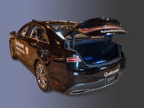 高通发布两款5nm汽车芯片及一系列重磅合作