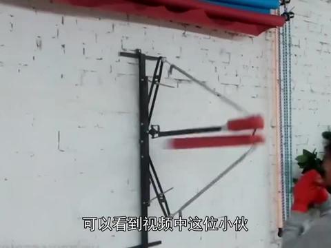 一根简单的棍子,竟能把人练成拳击高手?这训练方法确实厉害!