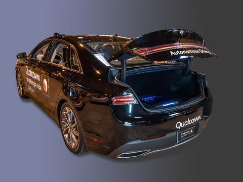 高通布局全车生态 发布自动驾驶等平台