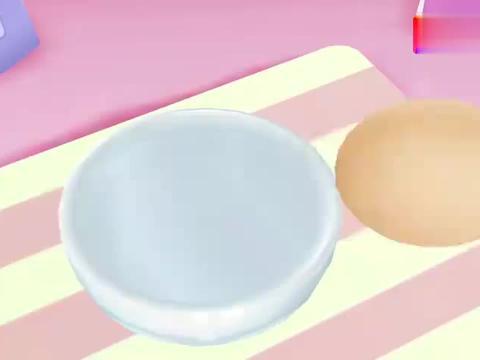 宝宝巴士:妙妙厨房开业了,今日有美食蛋挞,大家快来品尝吧