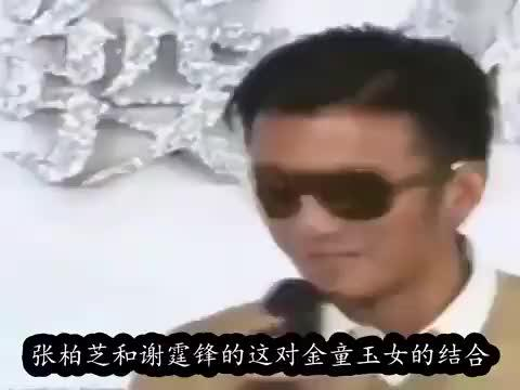 张柏芝倾诉:要不是赵薇从中作梗,谢霆锋和王菲不会复合