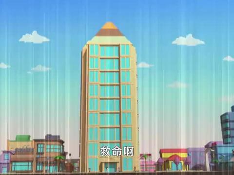 缤纷小镇:大街上房子要倒了,市民拨打119,看的揪心!