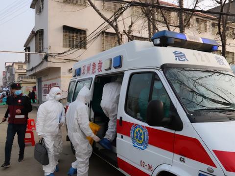 邓州市开展2021年冬春季新冠肺炎疫情防控核酸检测应急演练