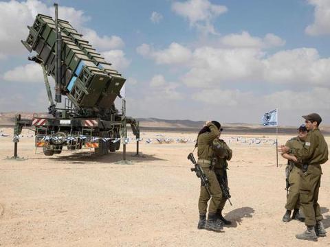 中东出现多座美军事基地,以色列等来机会:准备随时进攻伊朗
