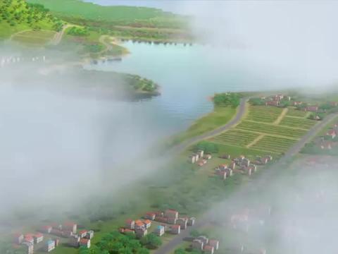 超级飞侠:乐迪来到匈牙利的首都,多瑙河链子桥很漂亮